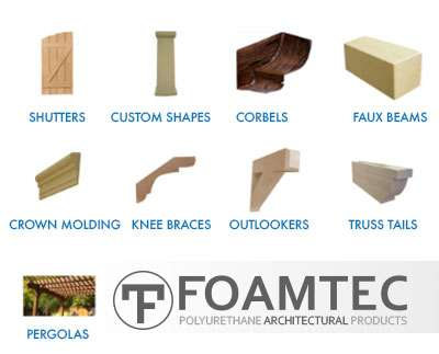 FOAMTEC PROUCTS LIST