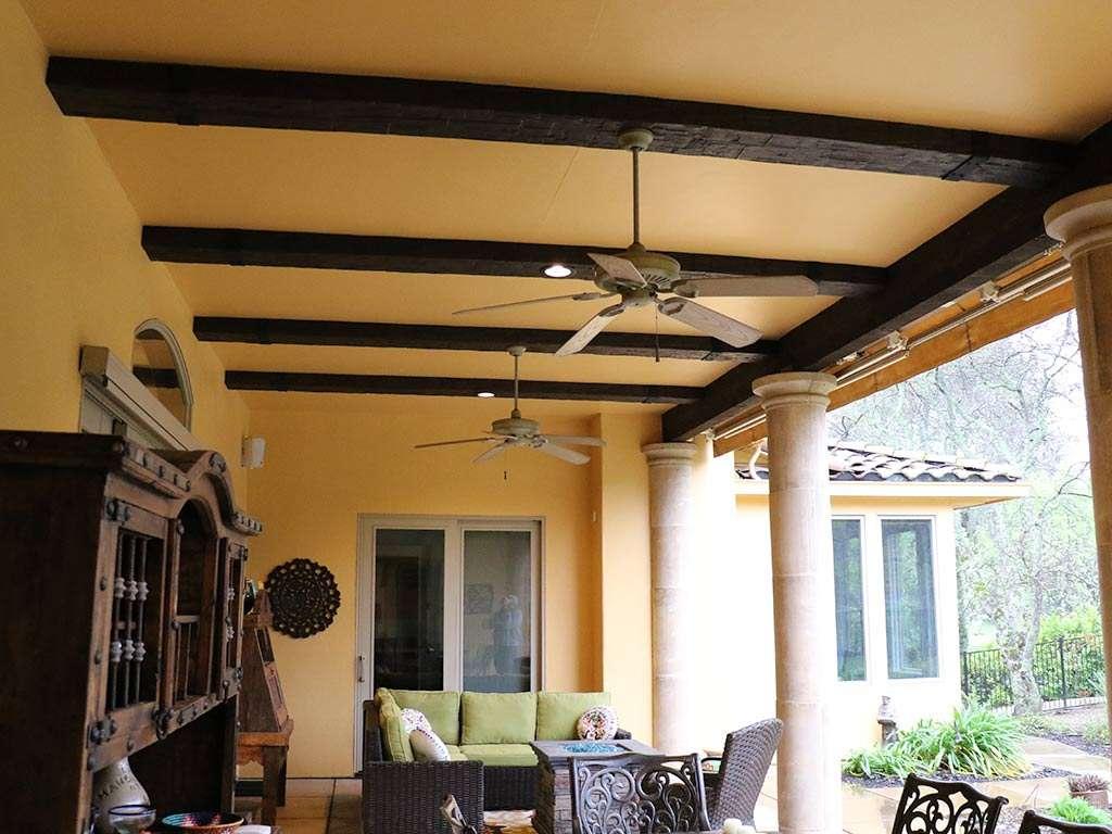 foamtec foam ceiling beams