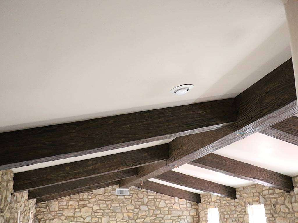 foamtec celling beams